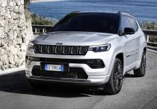 新车资讯:在更新的 2021 指南针中发现吉普车细节设计更改