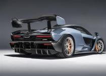 迈凯伦可能会推出电动汽车 这是22号赛道计划的一部分