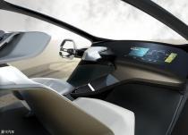 宝马将使用全息触摸概念预览未来的仪表板界面